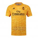 Camiseta Real Madrid Portero Primera 2019-2020