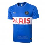 Entrenamiento Paris Saint-Germain 2020-2021 Azul