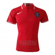 Polo Paris Saint-Germain 2019-2020 Rojo
