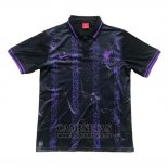 Polo Liverpool 2019-2020 Negro y Purpura