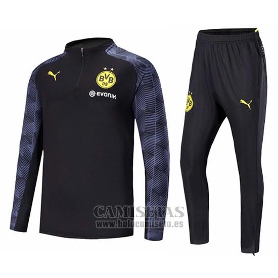 Chandal del Borussia Dortmund 2018-2019 Amarillo 37d5017dec65a