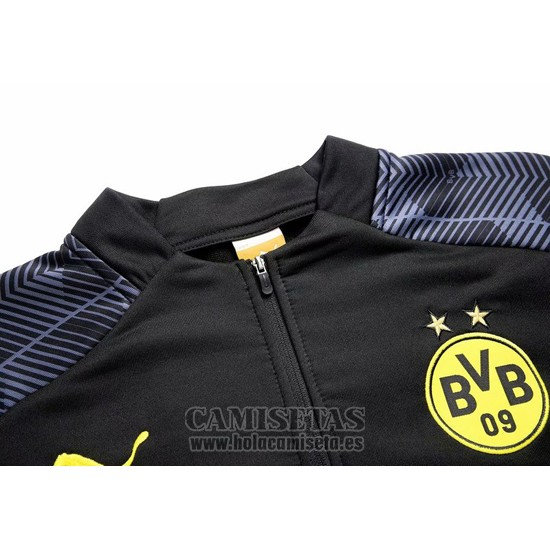 Chandal del Borussia Dortmund 2018-2019 Amarillo fcb4af1fe9363