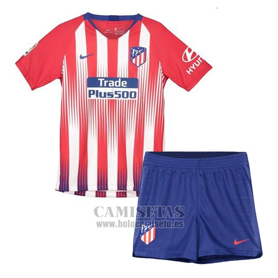 Camiseta Atletico Madrid Primera Nino 2018-2019 ac5b40c2e767c