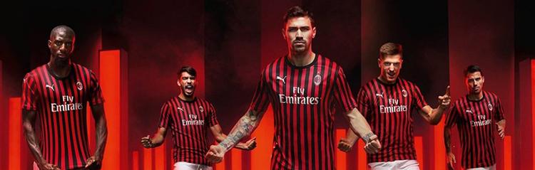 camisetas de futbol AC Milan baratas