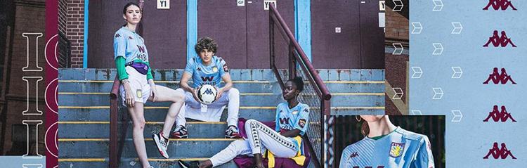 camisetas de futbol Aston Villa baratas