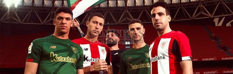 camisetas de futbol Athletic Bilbao baratas