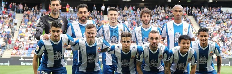camisetas de futbol Espanyol