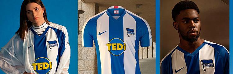 camisetas de futbol Hertha BSC baratas