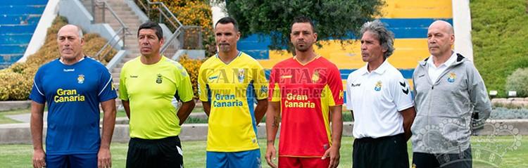 camisetas de futbol Las Palmas