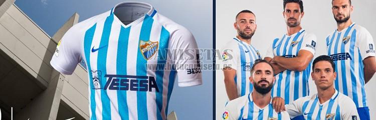 camisetas de futbol Malaga