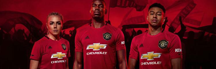camisetas de futbol Manchester United baratas