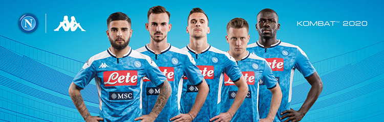 camisetas de futbol Napoli baratas