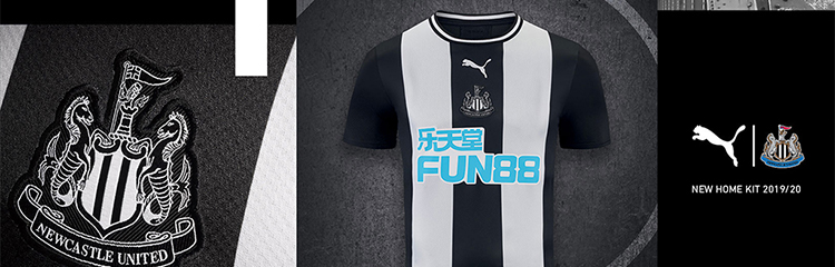 camisetas de futbol Newcastle United baratas
