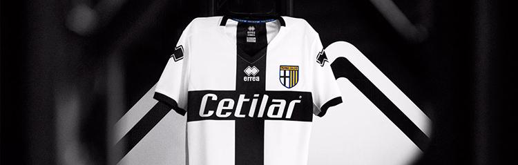 camisetas de futbol Parma baratas