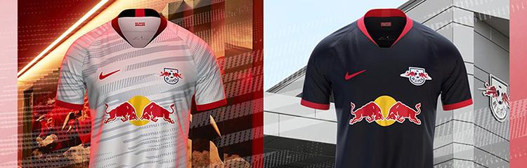 camisetas de futbol RB Leipzig baratas