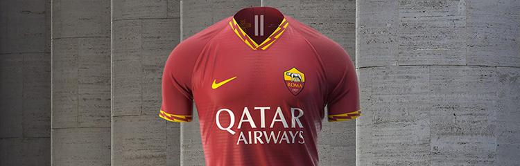 camisetas de futbol Roma baratas