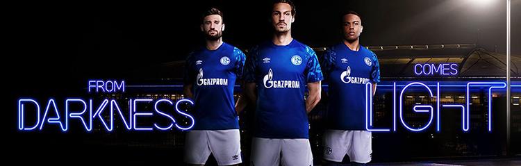 camisetas de futbol Schalke 04 baratas