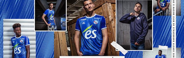 camisetas de futbol Strasbourg baratas