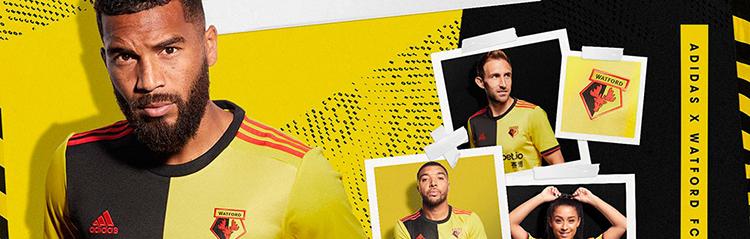 camisetas de futbol Watford baratas