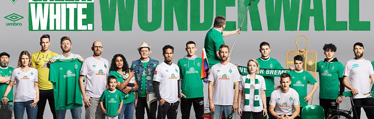 camisetas de futbol Werder Bremen baratas